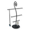 "Wire Display Stand 16""H Black"