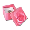 Rose Pattern Ring Box