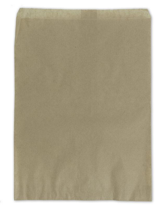 Paper Jewelry Bags 8 5 X 11 Kraft 100 Pcs