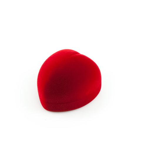 Small heart shaped ring box for Heart ring box