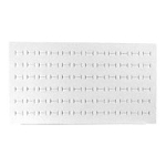 Foam Ring Pad Standard Size White