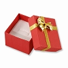 Bow Tie Ring Box - Red (Dozen)