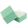 Leatherette Ring Box Teal