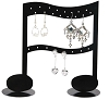 Double Music Note Earring Display Rack