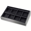 Slanted Earring Display Tray - 8 Pairs