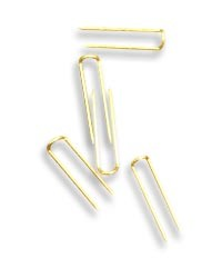 Jewelry Pins Gold (100pcs)