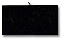 Display Pad Black Plush Velvet