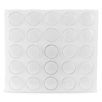 Gem Jar Insert 25 Cups White