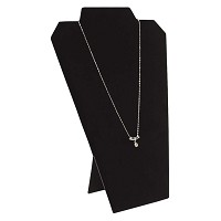 Necklace Board 1 Chain Black Velvet