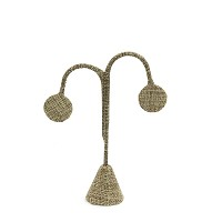 Earring Stand Tree Shaped 4-3/4