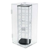 Acrylic Earring Rack Case (48prs)
