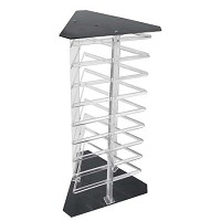 Revolving Earring Card Rack (108prs)
