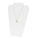 Necklace Board 1 Chain White