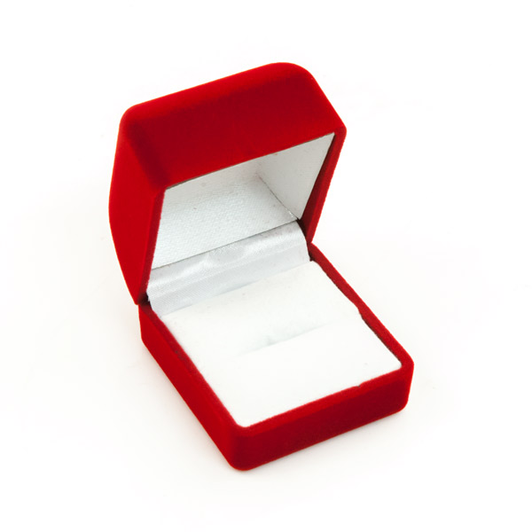 Wholesale Ring Boxes Satin  Ring