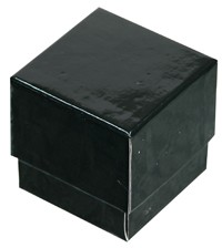 Ring Box Square - Black