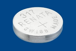 317 Watch Battery - Batteries for Watches SR516SW