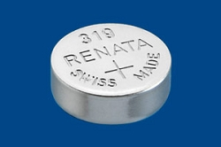 319 Watch Battery - Batteries for Watches SR527SW