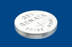 321 Watch Battery - Batteries for Watches SR616SW
