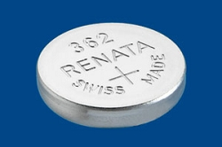 362 Watch Battery - Batteries for Watches SR721SW