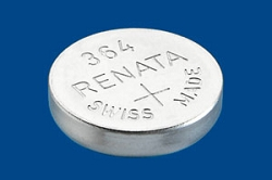 364 Watch Battery - Batteries for Watches SR621SW