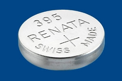 395 Watch Battery - Batteries for Watches SR927SW