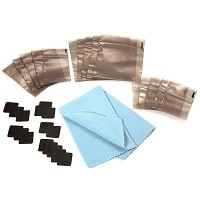 Anti-Tarnish Kit with Polishing Cloth, Bags and Tabs