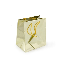 Tote Bag 4x4 Metallic Gold (20-Pcs)