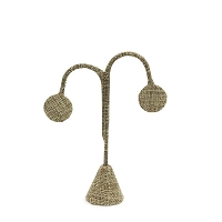 Earring Display Stand Tree Shaped 4-3/4