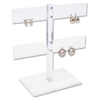 Acrylic Earring Display Bar