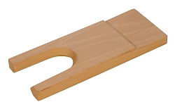 7 Inch Wooden Bench Pin