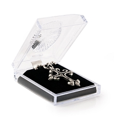 Crystal Style Pendant Box