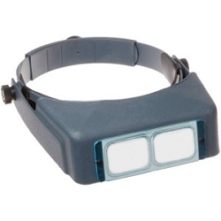 Donegan OptiVISOR Magnifier #3 DA-3 Glass Lens