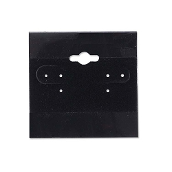 Hanging Earring Cards Black 2