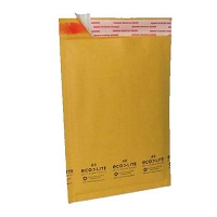 ECOLITE Bubble Shipping Mailer #0