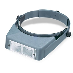 Optivisor AL Kit with 4 Lenses