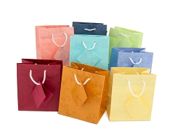 Tote Bag 4x4 Assorted Pastel (Pack of 20)