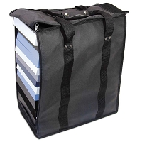 Carrying Case (Holds 18 Trays) Black