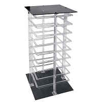 Revolving Earring Card Rack (144prs)