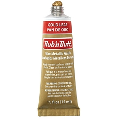 Rub 'n Buff Metallic Gold Leaf