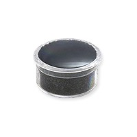 Small Black Gem Jar Cups (12-pcs)