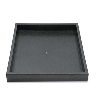 Jewelry Tray Half-Size Black Stackable