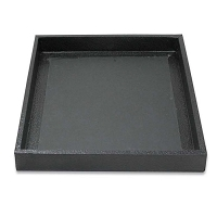 Jewelry Tray Half-Size Black