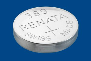 389 Watch Battery - Batteries for Watches SR1130W