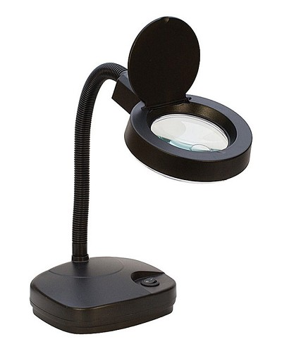 5x Lighted Desk Top Magnifier