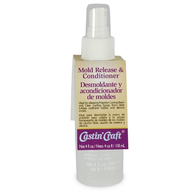 Mold Release and Conditioner Spray 4oz
