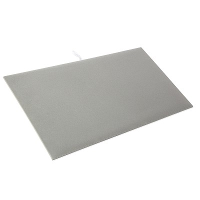 Display Pad  Grey Velvet