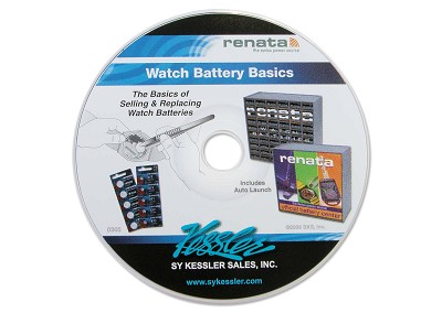 """Watch Battery Basics"" Learning Guide"